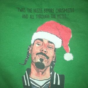 Sweaters - Snoop Dog Ugly Christmas Sweater